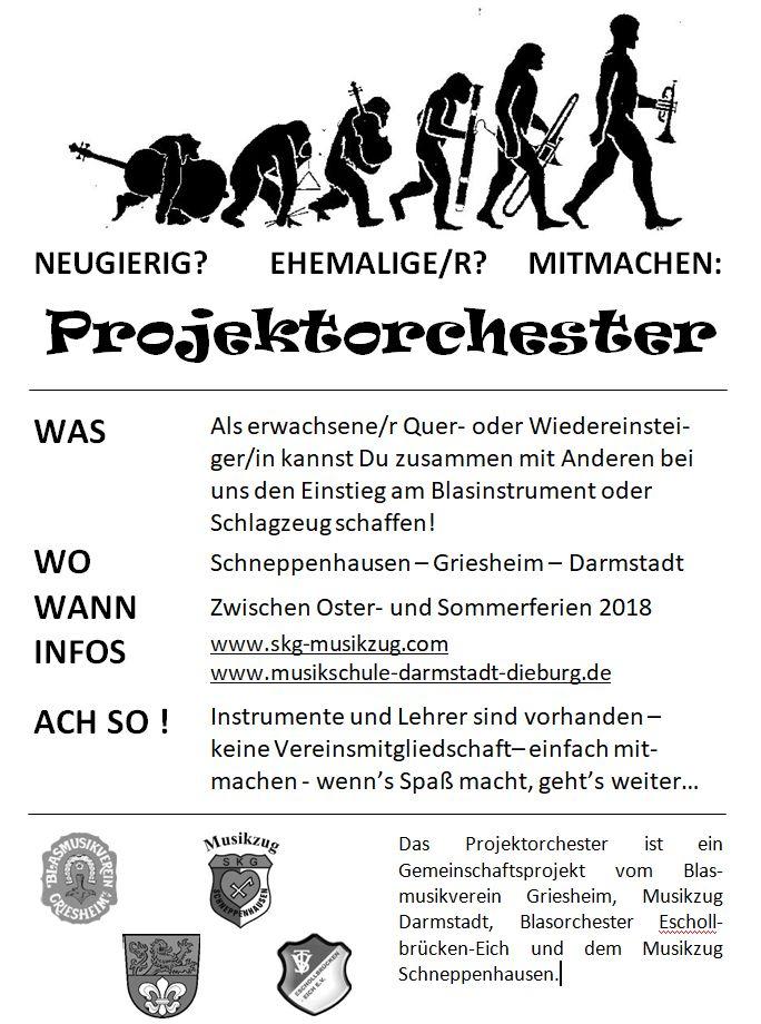 Projektorchester