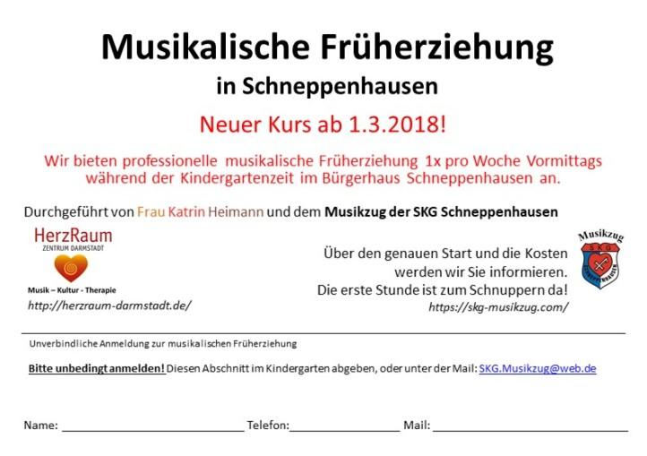 Musikgarten 2018